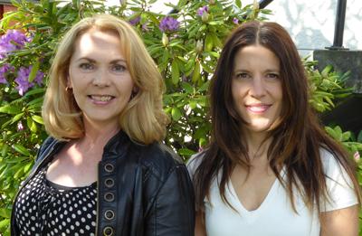 Sandra Foster & Shantelle Soto