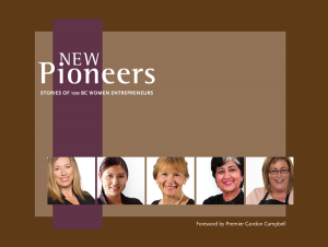New Pioneers Book Cover