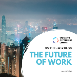 Blog post - The Future of Work