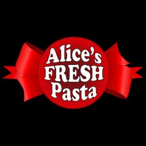 Alice's Fresh Pasta Logo
