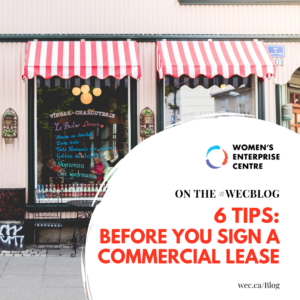 Read this article for top tips before you sign a commercial lease