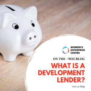 What is a Development Lender?
