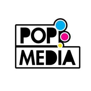 Pop Media Logo
