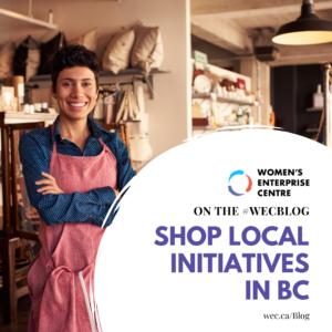 Shop Local Initiatives in BC