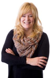 Headshot of WEC loan client, Susi Foerg.