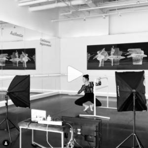 Photo of Ballet Lounge going virtual