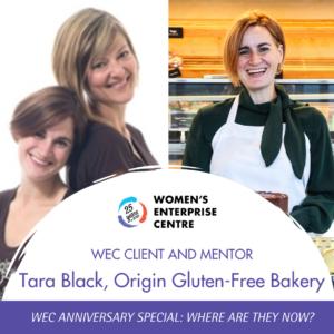 Photo of Tara Black, Origin Gluten-Free Bakery