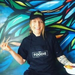 Fuze Foods mall business owner, Sarah Adamson